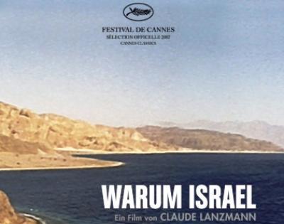 warum israel
